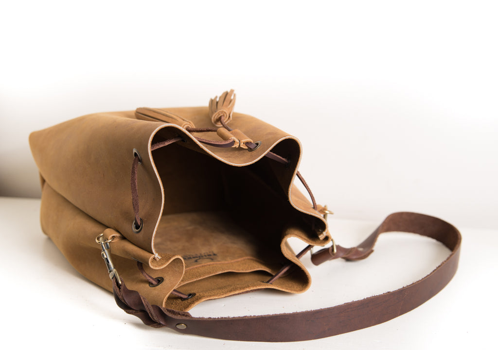 Barcelona Bucket Bag - Yarrow