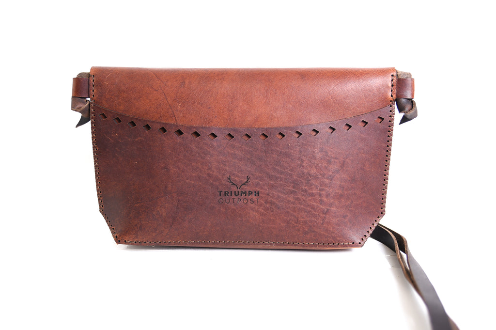 Crossbody - Tobacco Nomad