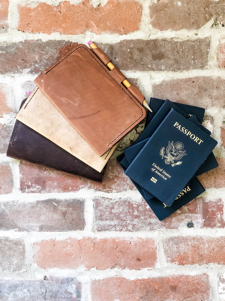 Globetrotter Passport Journal