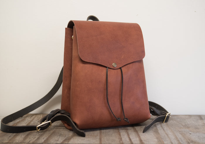 Manhattan Backpack Cinnamon
