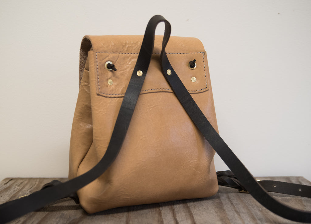 Manhattan Backpack Palomino