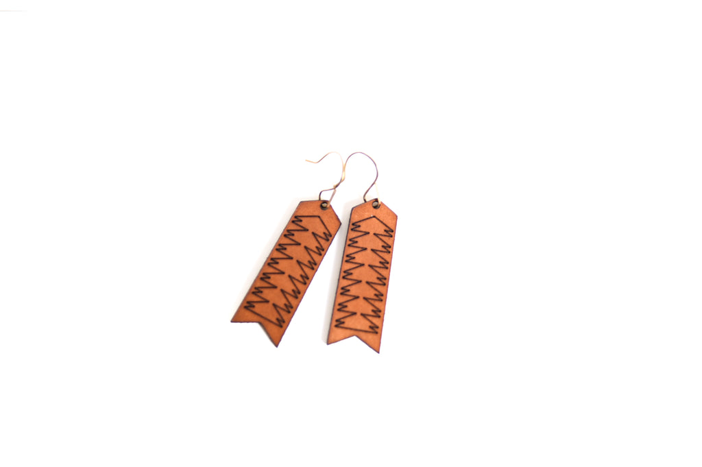 Diffuser Earrings Nomad Aztec