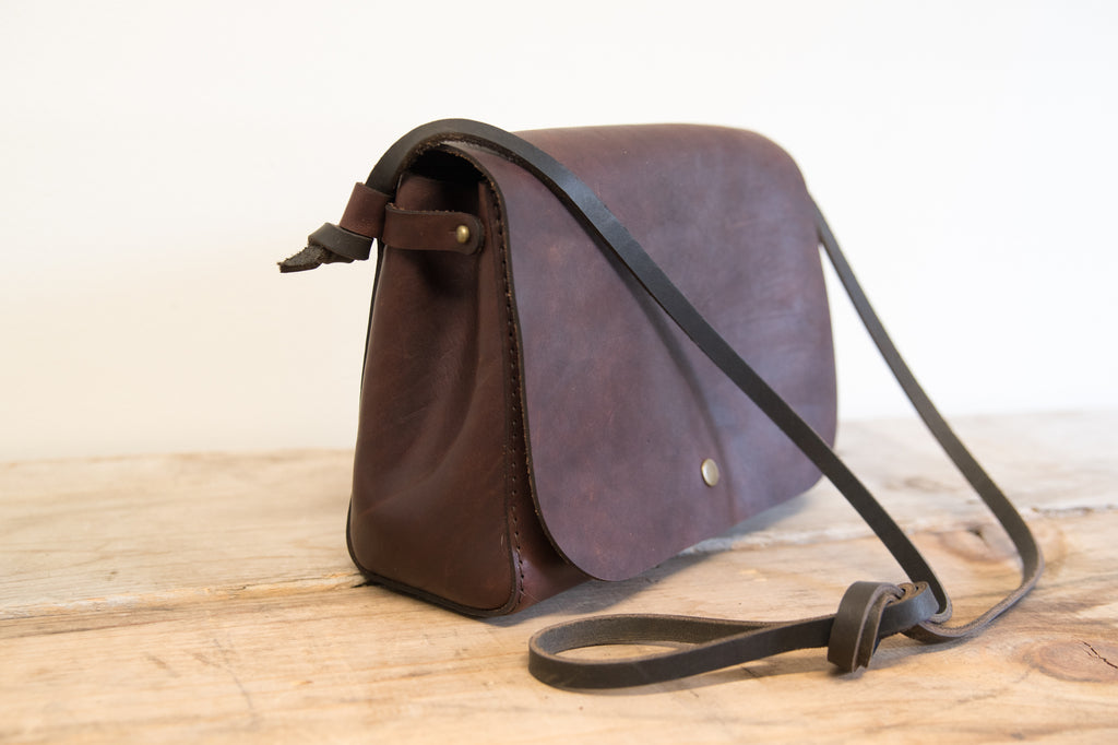 South Island Cross Body Bag - Clove