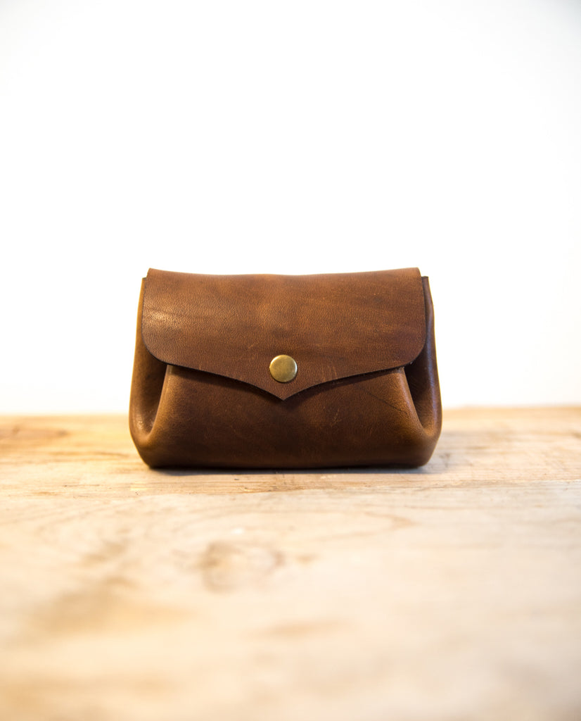Gypsy Clutch Chestnut