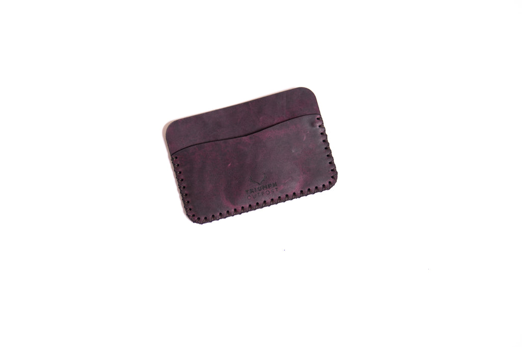 Rush Hour Minimalist Wallet