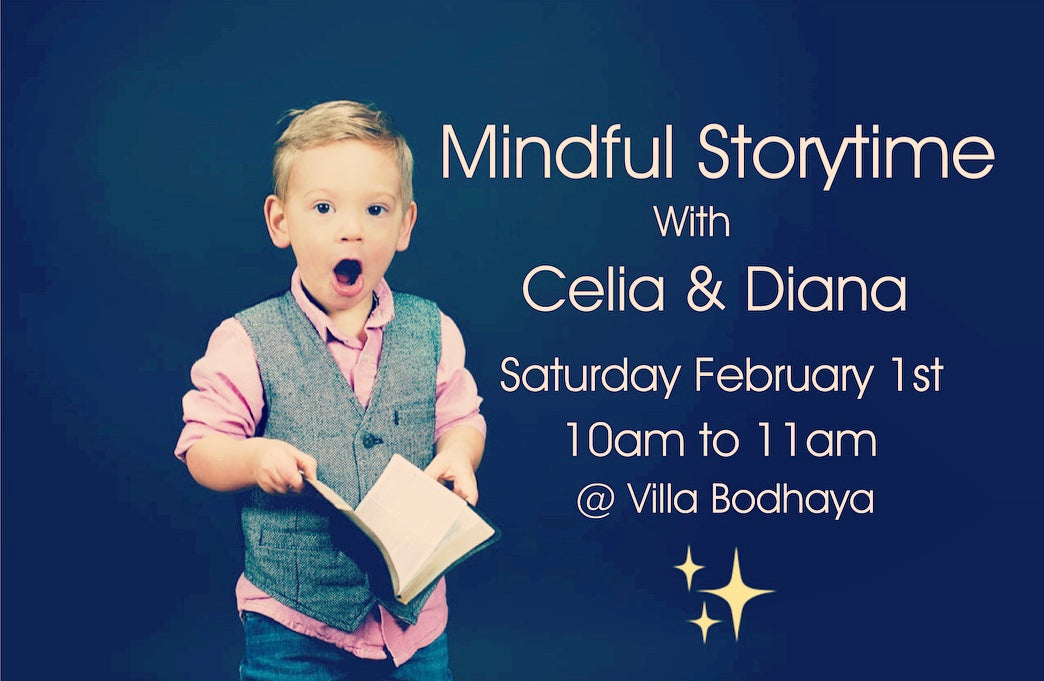 MINDFUL STORYTIME FOR KIDS
