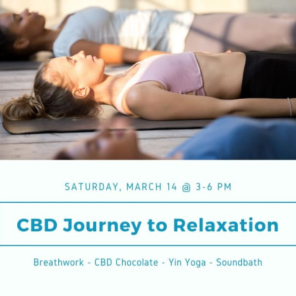 CBD Journey to Relaxation - Class