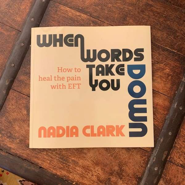 When Words Take You Down - Books
