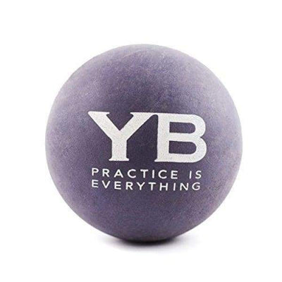 YOGABODY Jumbo Yoga Massage Balls with Canvas Bag 2 Piece