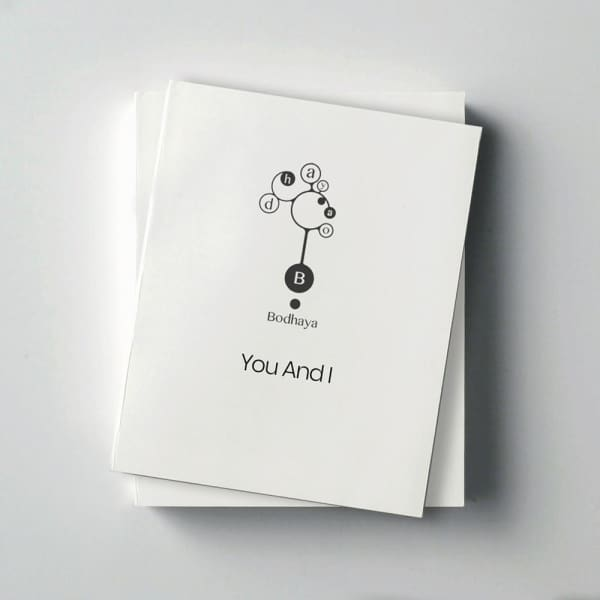 You and I - 2 Books - soul counseling
