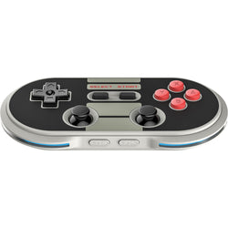 8Bitdo NES30 Wireless Bluetooth Pro Game Controller for iOS, Android, PC, Mac Gaming