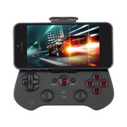 Small Wireless Bluetooth Mobile Gamepad Controller for iPhone, Android Devices