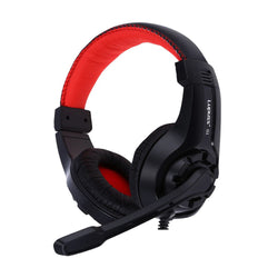 LUPUSS G1 3.5mm Sport Gaming Headset WIth Low Bass Stereo Headphones & Mic
