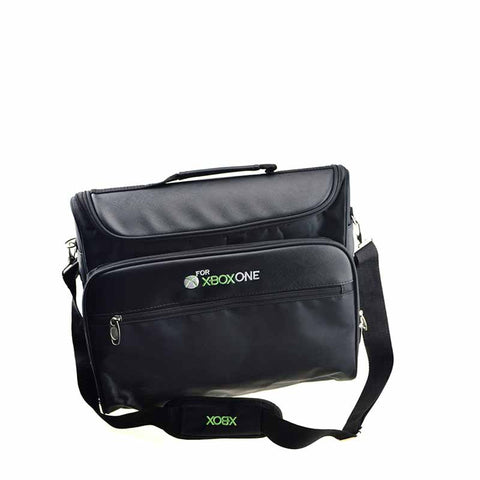 Multi-Function Travel Bag for Carrying Xbox One Console, Games, Controllers and Accessories