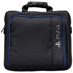 Multi-Function Travel Case for Carrying PlayStation 4, Games, Accessories