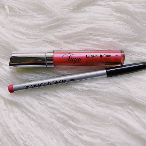 Pink Lip Bundle by Tuya Cosmetics