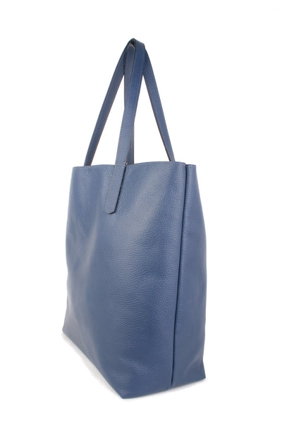 LBB Shopper Tote - Navy