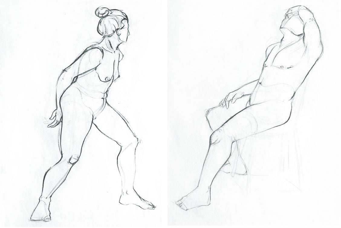 Anatomy Figure Drawing From September 9 To Nov 11 2018 Lovefunart