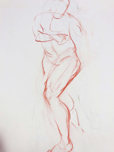 Anatomy Drawing (10/26-11/27 ) Online Only