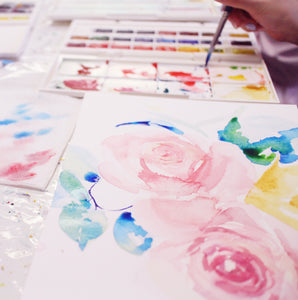 Creative Watercolour (From April 27 to June 22, 2019 )