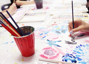 Creative Watercolour(12/5-1/2)