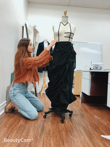 Fashion Design-Pattern Making beginners ( From March 2 to May 4, 2019 )