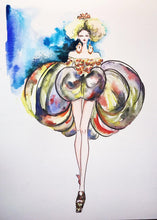 Fashion Illustration  (5/9-6/6)