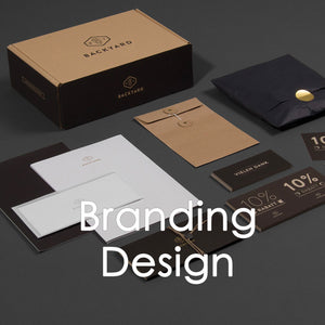 Branding Design by Appointment Only
