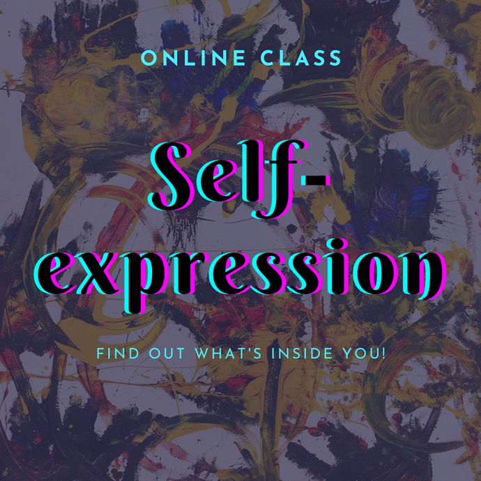 Self-Expression (1/31 -  3/14) Online Only