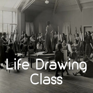 Life Drawing ( by appointment )