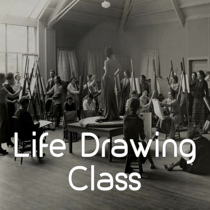 Life Drawing ( by appointment only)