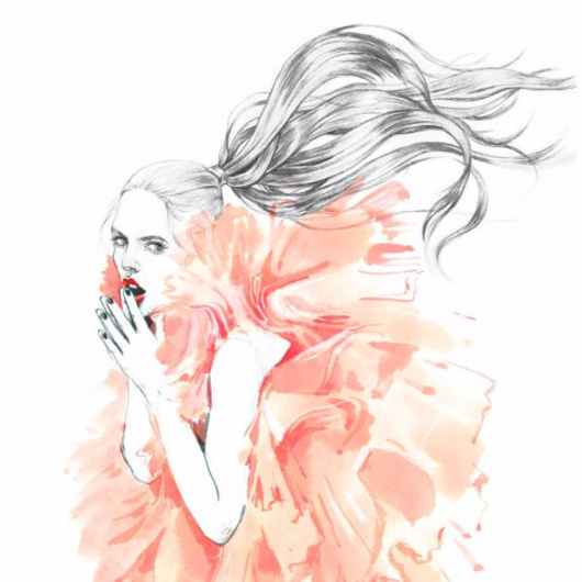 Fashion Illustration  (1/11-3/14)
