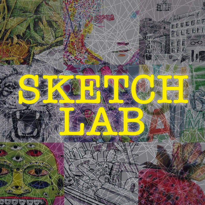 Sketch Lab (3/20-4/17) Online Only