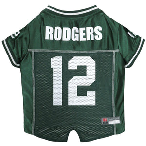 Aaron Rodgers Dog Jersey   - Little Pit Shop