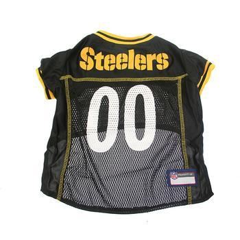 Pittsburgh Steelers Officially Licensed Dog Jersey   - Little Pit Shop
