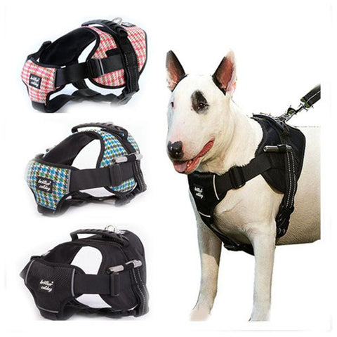 Big Vest Harness for Medium to Large Dogs,  | Pit Bull T Shirts, Hoodies and more | Little Pit Shop