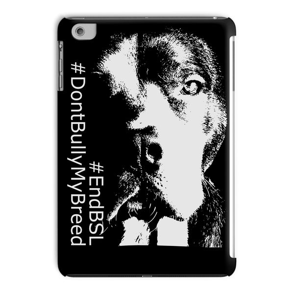 #EndBSL - iPad Case - Air, Air2, Mini iPad Mini 2,3  - Little Pit Shop
