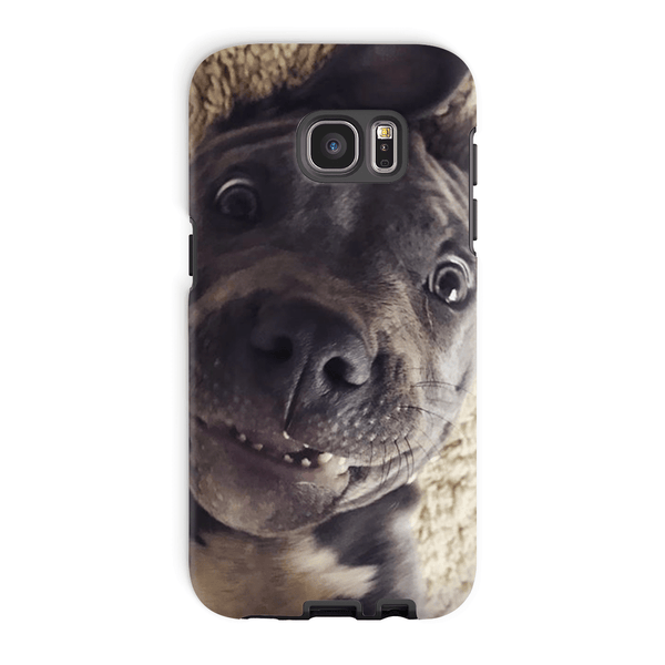 Lil D Crazy Eye Phone Case - iPhone and Samsung models Galaxy S7 Edge Tough Case - Little Pit Shop