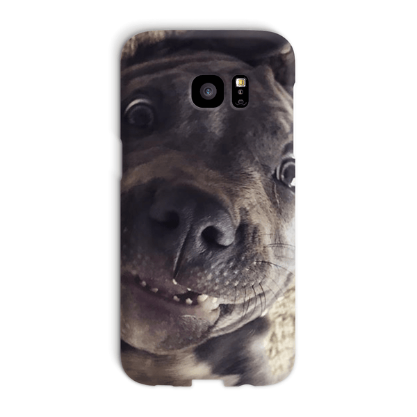 Lil D Crazy Eye Phone Case - iPhone and Samsung models Galaxy S7 Edge Snap Case - Little Pit Shop