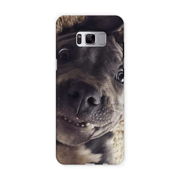 Lil D Crazy Eye Phone Case - iPhone and Samsung models Samsung S8 Tough Case - Little Pit Shop