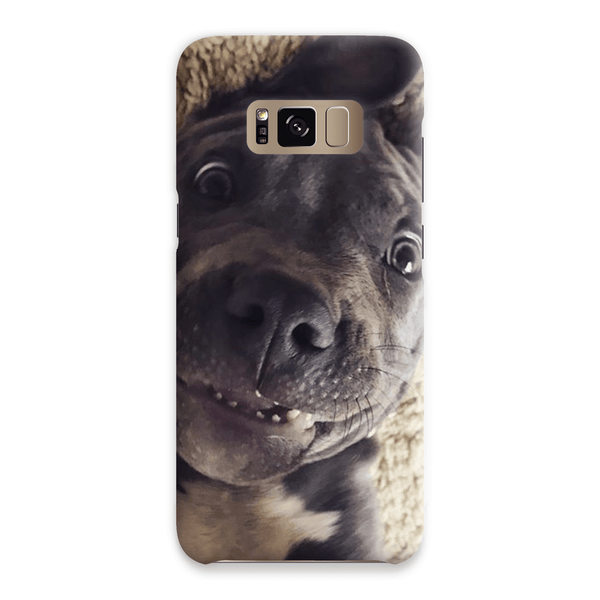 Lil D Crazy Eye Phone Case - iPhone and Samsung models Samsung S8 Snap Case - Little Pit Shop