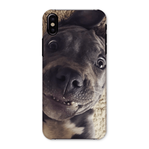 Lil D Crazy Eye Phone Case - iPhone and Samsung models, Phone & Tablet Cases | Pit Bull T Shirts, Hoodies and more | Little Pit Shop