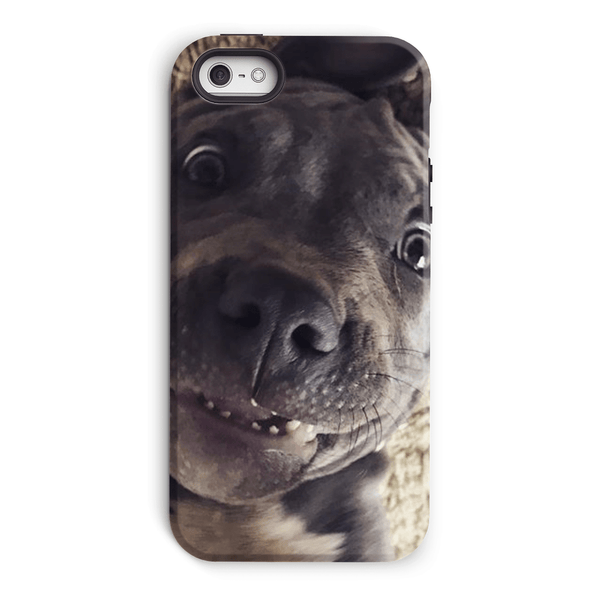 Lil D Crazy Eye Phone Case - iPhone and Samsung models iPhone 5/5s Tough Case - Little Pit Shop