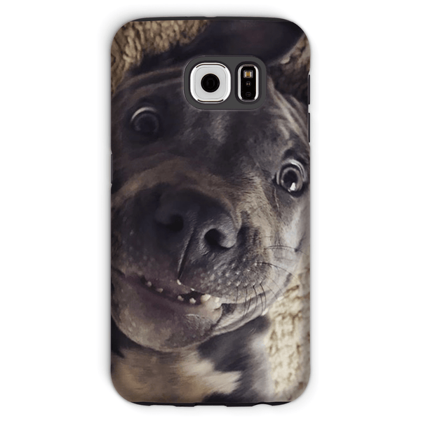 Lil D Crazy Eye Phone Case - iPhone and Samsung models Galaxy S6 Tough Case - Little Pit Shop