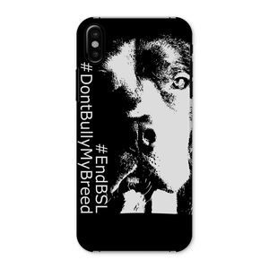 #EndBSL - Phone Case - Most Major Models iPhone X Snap Case - Little Pit Shop