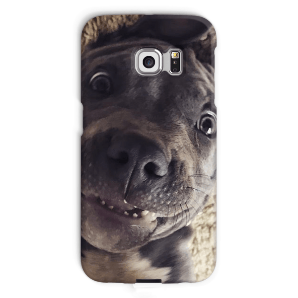 Lil D Crazy Eye Phone Case - iPhone and Samsung models Galaxy S6 Edge Snap Case - Little Pit Shop