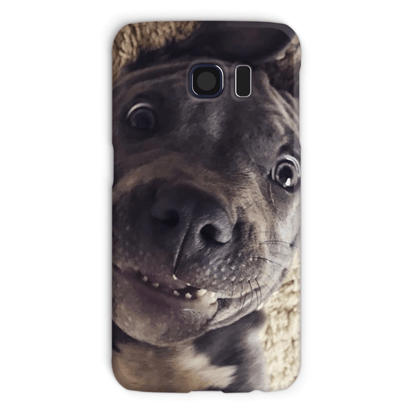 Lil D Crazy Eye Phone Case - iPhone and Samsung models Galaxy S6 Snap Case - Little Pit Shop