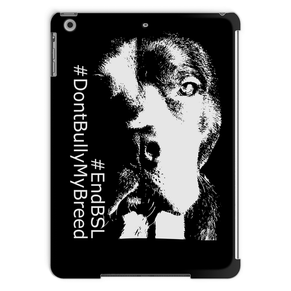 #EndBSL - iPad Case - Air, Air2, Mini iPad Air 2  - Little Pit Shop