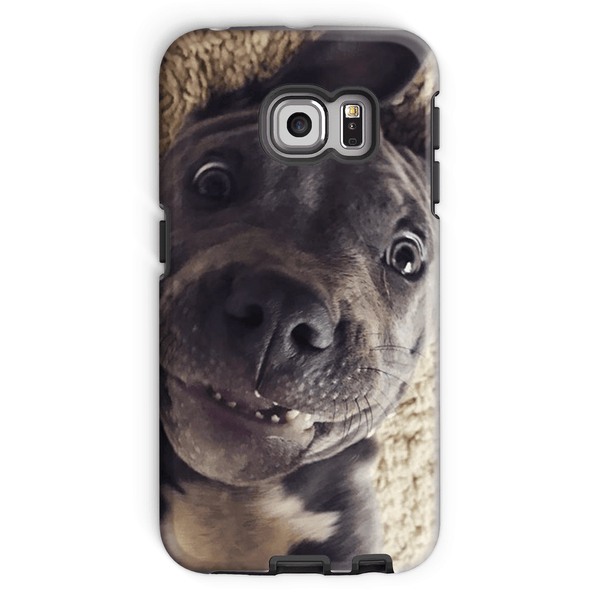 Lil D Crazy Eye Phone Case - iPhone and Samsung models Galaxy S6 Edge Tough Case - Little Pit Shop
