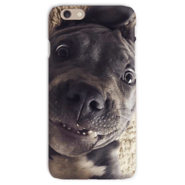Lil D Crazy Eye Phone Case - iPhone and Samsung models iPhone 6s Snap Case - Little Pit Shop